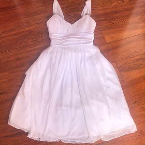 Trixxie White Prom/Party Dress